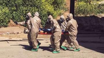 Трагичната равносметка след предполагаемата химическа атака в Сирия