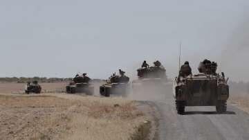 Турски военен е бил убит при минометно нападение на ПКК от Северен Ирак