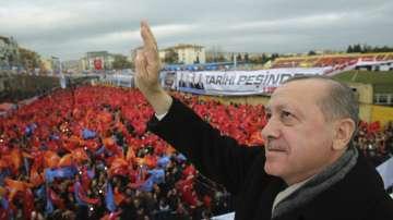 Ердоган заяви, че операцията в Сирия ще завърши