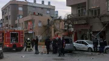 Операция Маслинова клонка в Сирия