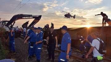 Няма пострадали български граждани при влаковата катастрофа в Турция