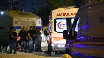 Четирима загинаха при взрив в турския град Ван