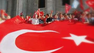 Турция в извънредно положение