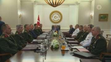 В Турция се обсъжда назначаването на нови 151 генерали и адмирали