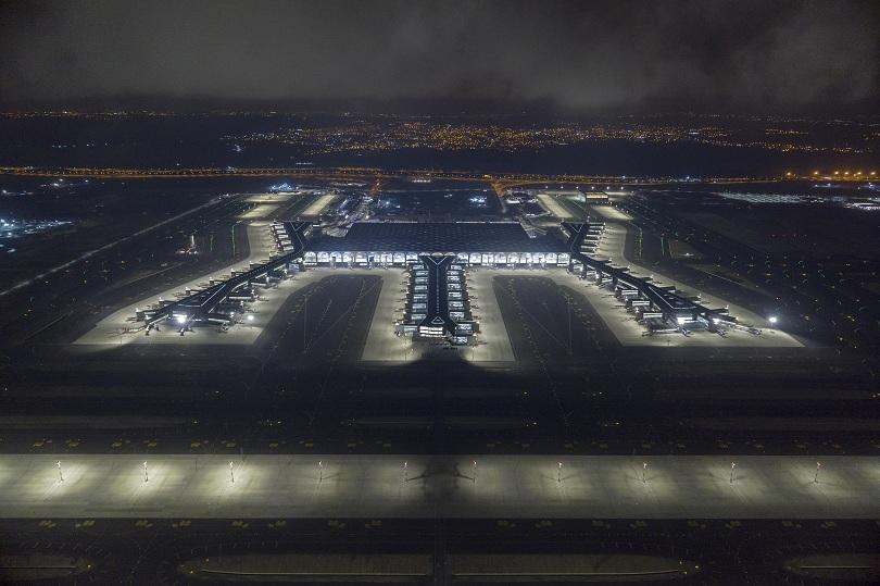 Започна преместването на новото летище в Истанбул