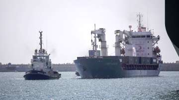Турски кораб с помощи за Газа