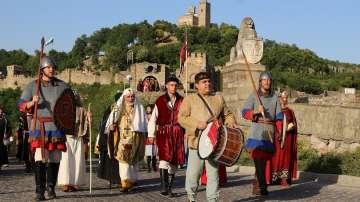 Трети ден от фестивала Ежедневието на средновековен Търновград