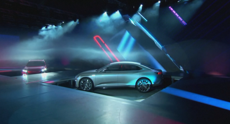 Турският президент Реджеп Ердоган представи прототип на първия автомобил турско