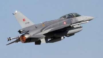 Турски изтребители нахлули в гръцкото въздушно пространство