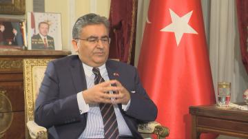 Посланикът на Турция в специално интервю за БНТ