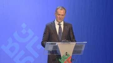 Харалан Александров за речта на Туск: Каза точно това, което ние искаме да чуем