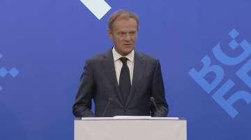 Доналд Туск: ЕС ще остане най-надеждният партньор на Западните Балкани