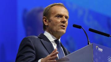 Туск предупреди Макрон за отношението му към Западните Балкани
