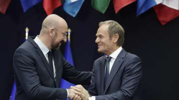 Смяна на властта в Брюксел: Туск и Юнкер сдадоха постовете на наследниците си