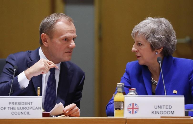 Председателят на Европейския съвет Доналд Туск се обяви за отлагане