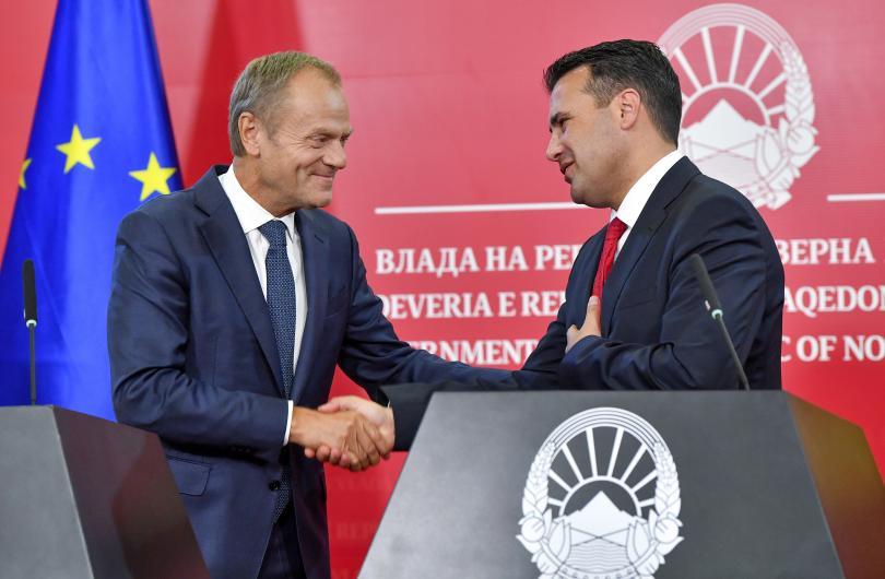 В края на втория си мандат като председател на Европейския
