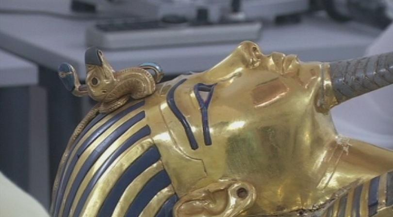 Съкровищата на Тутанкамон пристигат на изложба в Бургас