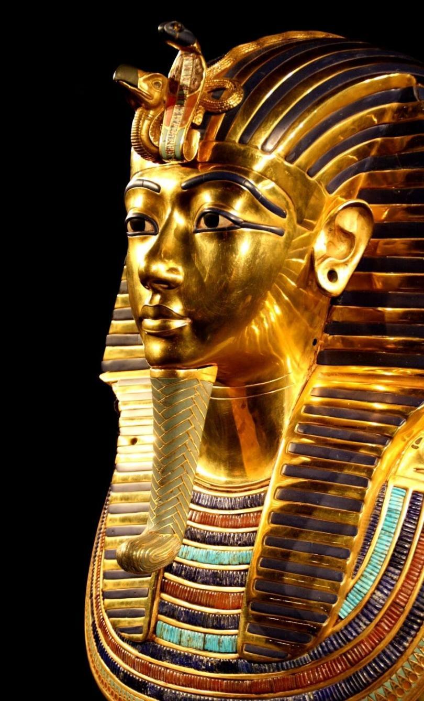 снимка 1 Гробницата на Тутанкамон беше отворена изцяло след реставрация