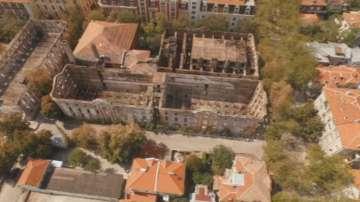 Какво се случва с паметниците на културата в Пловдив?