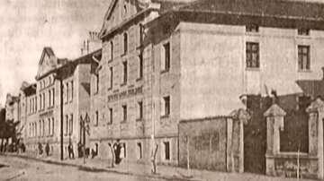 Историята на Тютюневия склад