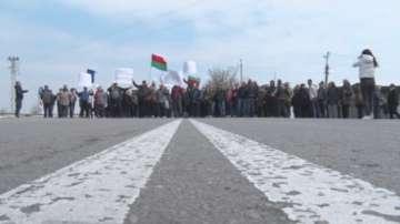 Тютюнопроизводители на протест заради неполучени от гръцка фирма суми
