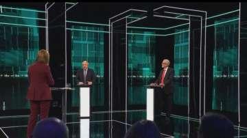 Първи телевизионен дебат преди изборите във Великобритания