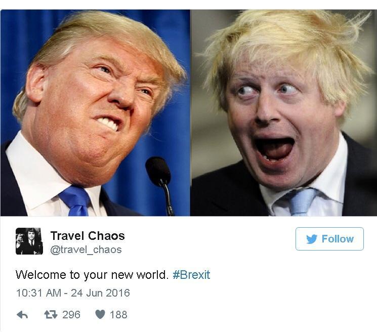 снимка 8 Twitter се присмя на Brexit