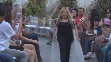 Българка се превърна в модна сензация в Дубай