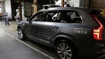 """За първи път: Самоуправляваща се кола на """"Юбер"""" уби пешеходка в САЩ"""