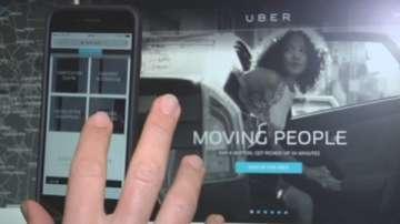 Хърватски шофьори на такси протестират срещу компания Uber