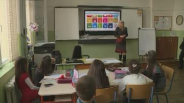 Благоевградски ученици се включиха в глобалната инициатива Най-големият урок