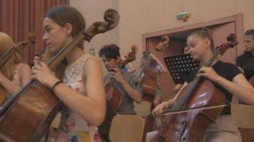 Националното музикално училище на 115 години