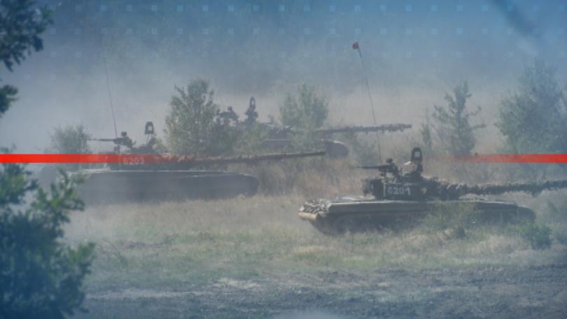 Бойни машини на пехотата, усилени с авиация, щурмови и транспортни