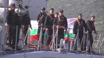 Военното учение на НАТО в Черно море се отлага за утре