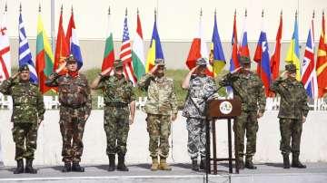 Най-голямото военно учение в черноморския регион започна в Ново село
