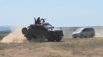 Провежда се най-голямото учение на сухопътни войски у нас - Platinum Lion 2018