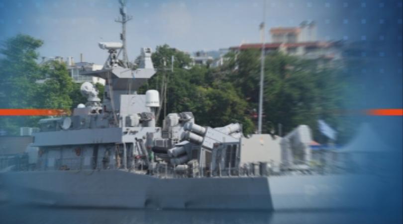 Над 26 бойни и спомагателни кораба, 5 самолета и 5