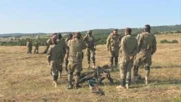 Завърши 10-дневното международно учение на НАТО