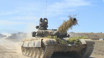 Завърши учението на танкистите Стоманен щит- 2019