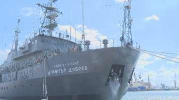 Днес се провежда националното военноморско учение Бриз 2018