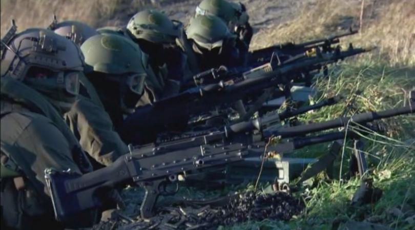 България участва с 41 войници в състава на Канадската бригада,