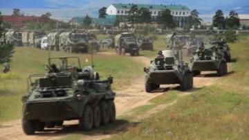 Започна руското военно учение Восток 2018