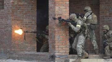 Приключи най-мащабното учение на НАТО в подкрепа на Украйна