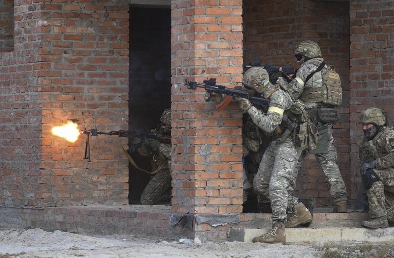 Приключи най-мащабното учение на НАТО в подкрепа на Украйна -