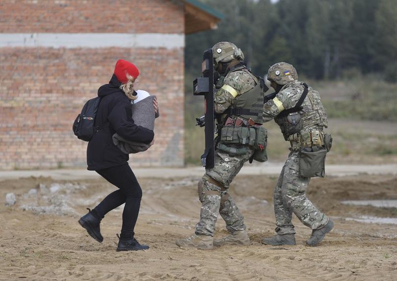 снимка 1 Приключи най-мащабното учение на НАТО в подкрепа на Украйна