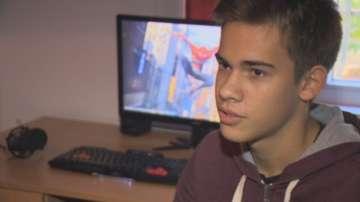 Български ученик получи хонорар от YouTube