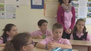 Ученици сложиха розови тениски срещу насилието в училище