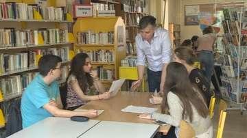 Седмица на пресата в столичното френско училище