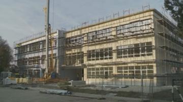 Приключва ремонтът на училище Васил Левски във Варна
