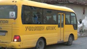 Пияният шофьор на училищен автобус в Божурище е нямал предишни провинения